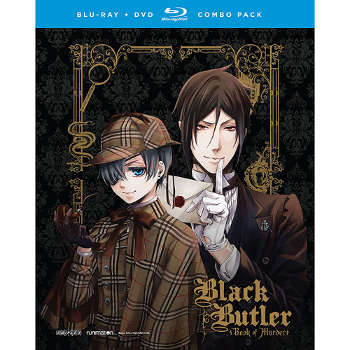 Black Butler: Book of Murder (Blu-ray Combo)