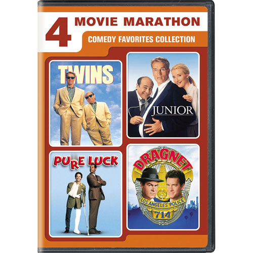 90s Comedy 4 Movie Collection