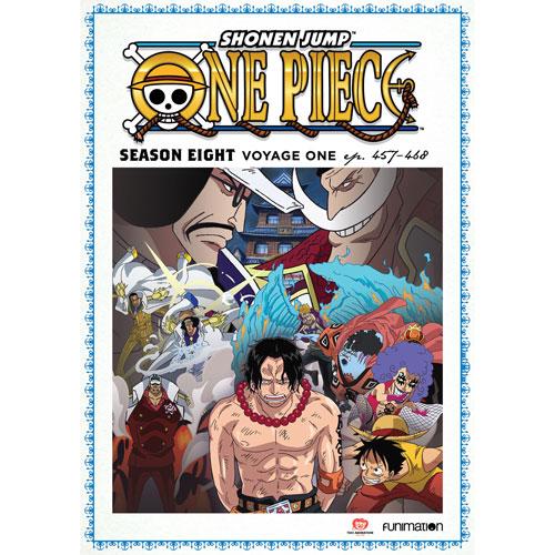 One Piece: Season 8 Volume 1