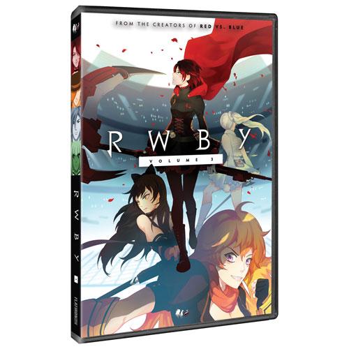 RWBY: Vol. 3
