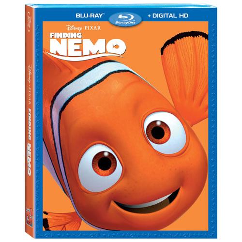 Finding Nemo (English) (Blu-ray) (2003)