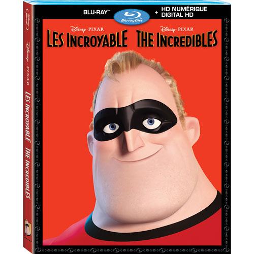 The Incredibles (Bilingual) (Blu-ray Combo) (2004)