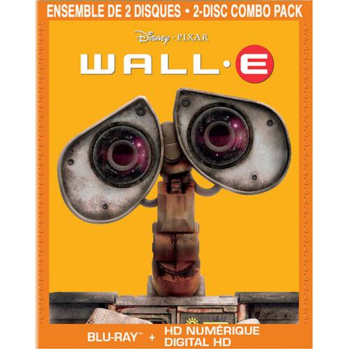 Wall-E (Bilingual) (Blu-ray) (2004)