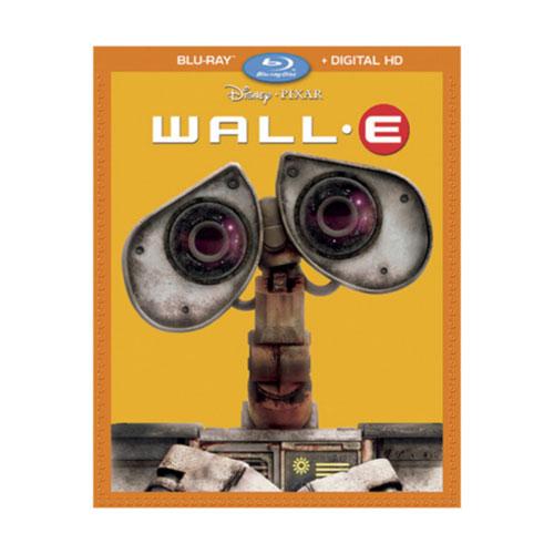 Wall-E (English) (Blu-ray) (2004)