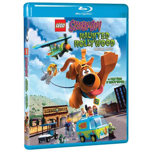 LEGO: Scooby Doo Haunted Hollywood (Bilingual) (Blu-ray)