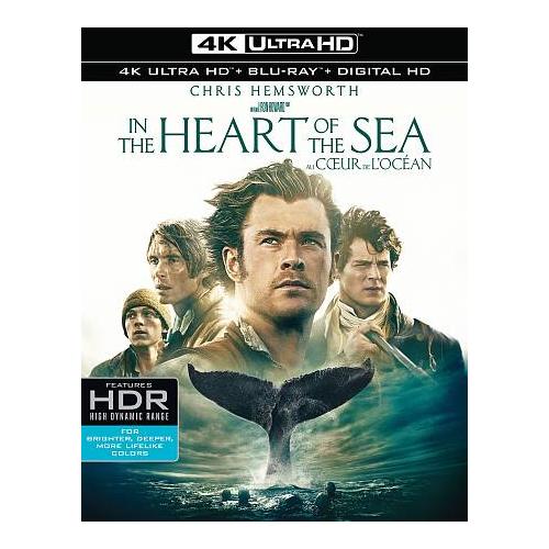 In Heart Of The Sea (Bilingue) (Ultra HD 4K) (Combo Blu-ray) (2015)
