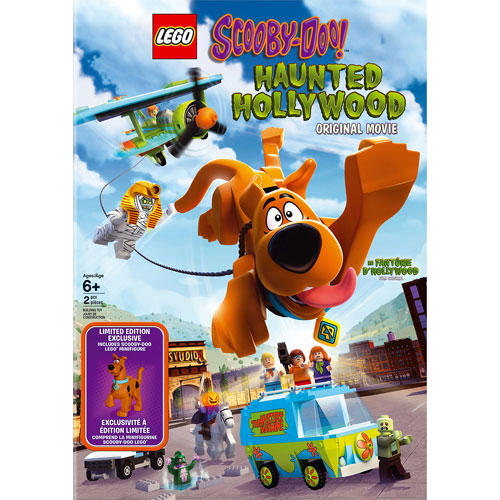 LEGO: Scooby Doo Haunted Hollywood (avec figurine) (Bilingue)