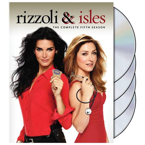 Rizzoli & Isles: The Complete Season 5