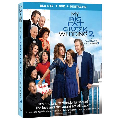 My Big Fat Greek Wedding 2 (combo Blu-ray) (2016)