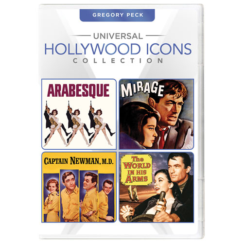 Gregory Peck Icons Collection