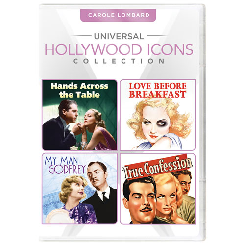 Carole Lombard Icons Collection