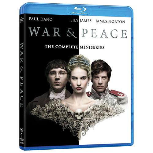 War and Peace (Blu-ray) (2016)