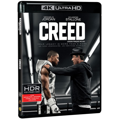 Creed (Bilingue) (Ultra HD 4K) (combo Blu-ray) (2015)