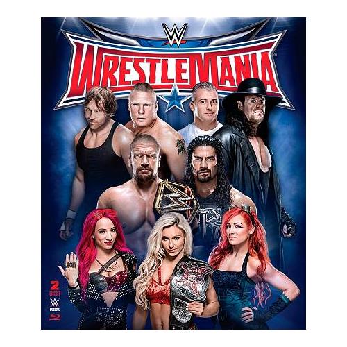 WWE 2016 - WrestleMania 32 (Blu-ray)