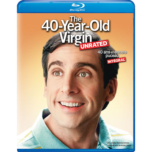 40 Year Old Virgin (Blu-ray)