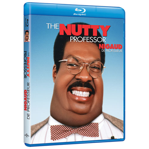 The Nutty Professor (Blu-ray) (1996)