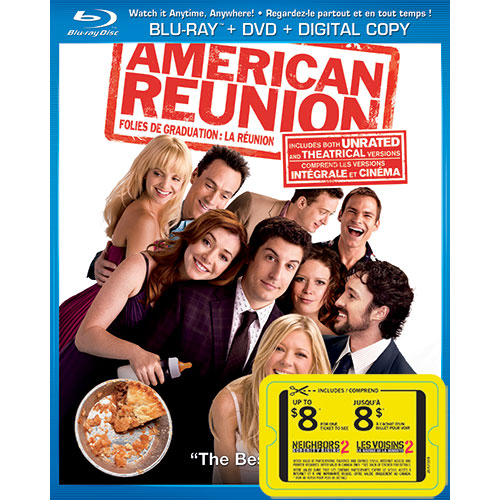 American Reunion (With Movie Cash) (Blu-ray Combo) (2004)