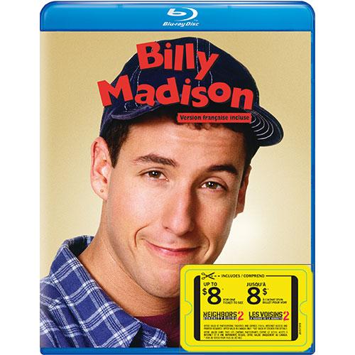 Billy Madison (With Movie Cash) (Blu-ray) (1995)
