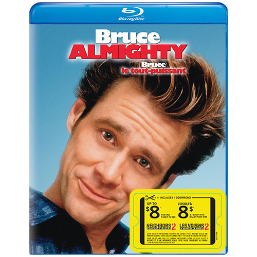 Bruce Almighty (avec movie cash) (Blu-ray) (2003)
