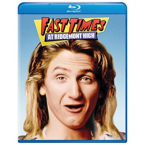 Fast Times Ridgemont High (avec movie cash) (Blu-ray) (1982)