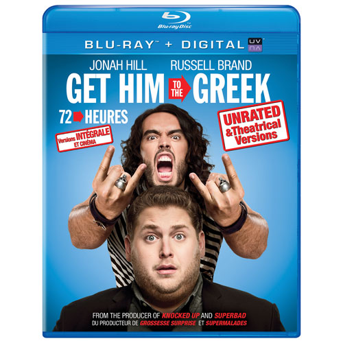 Get Him to The Greek (With Movie Cash) (Blu-ray)