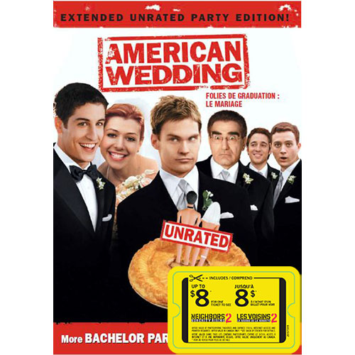 American Wedding (avec movie cash) (2003)