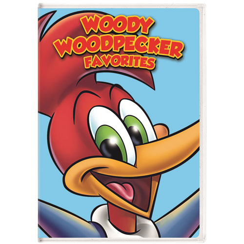 Woody Woodpecker Favorites (With Movie Cash)