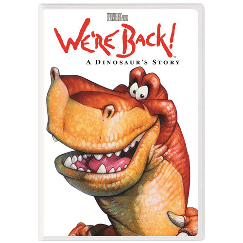 Were Back Dinosaurs Story (avec movie cash)