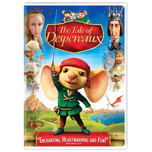 Tale of Despereaux (avec movie cash)