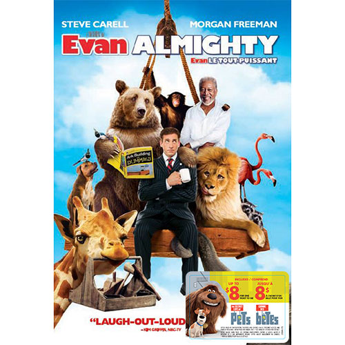 Evan Almighty (avec movie cash)