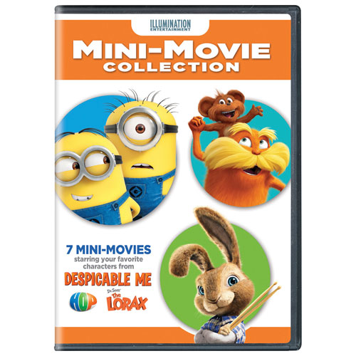 Illumination 7 Mini Collection (With Movie Cash)