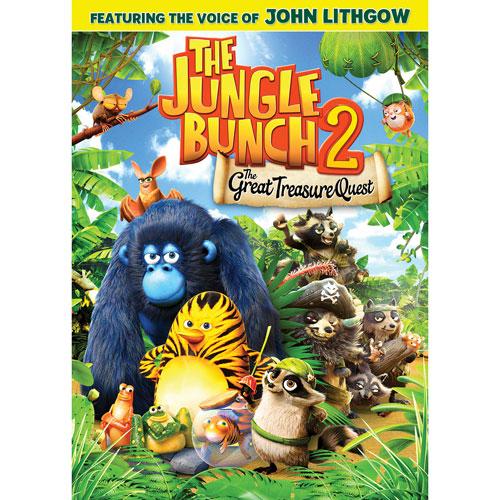 Jungle Bunch 2Mv (avec movie cash)