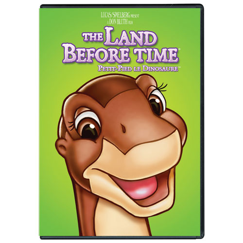 Land Before Time (With Movie Cash)