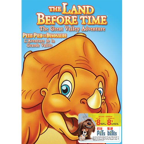 Land Before Time II Great Valley (avec movie cash)