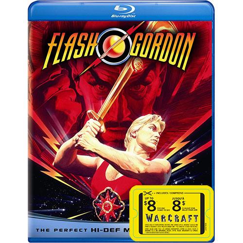 Flash Gordon (With Movie Cash) (Blu-ray)