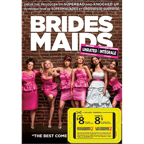 Bridesmaids (With Movie Cash) (2011)