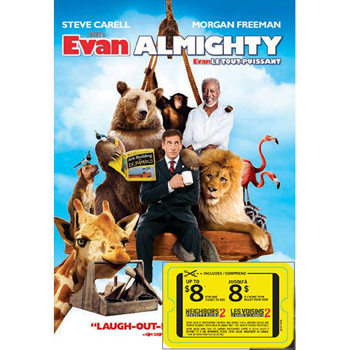 Evan Almighty (With Movie Cash) (2007)