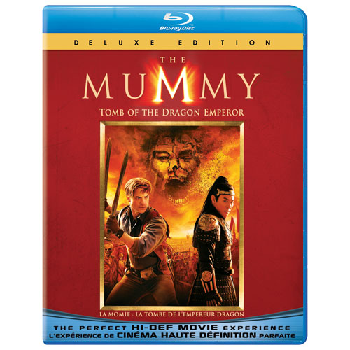 The Mummy: Tomb Dragon Emperor (With Movie Cash) (Blu-ray) (2008)