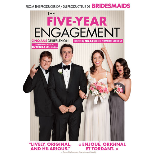 The Five-Year Engagement (avec movie cash) (2012)