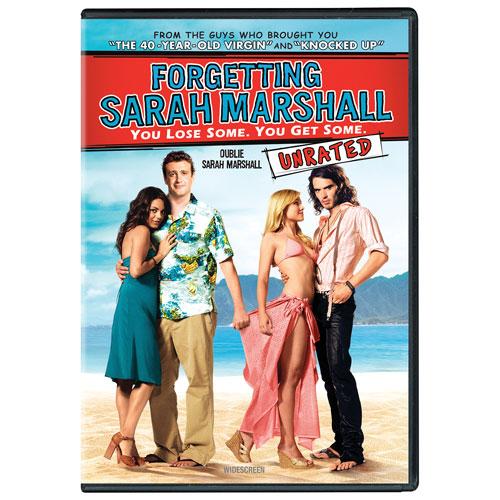 Forgetting Sarah Marshall (avec movie cash) (2008)