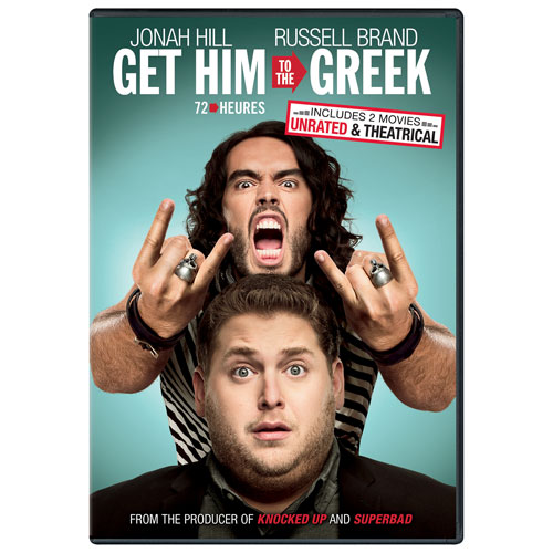 Get Him to The Greek (avec movie cash)