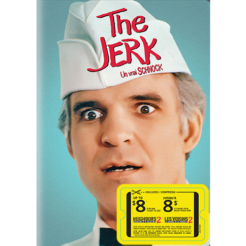 The Jerk (With Movie Cash) (1979)