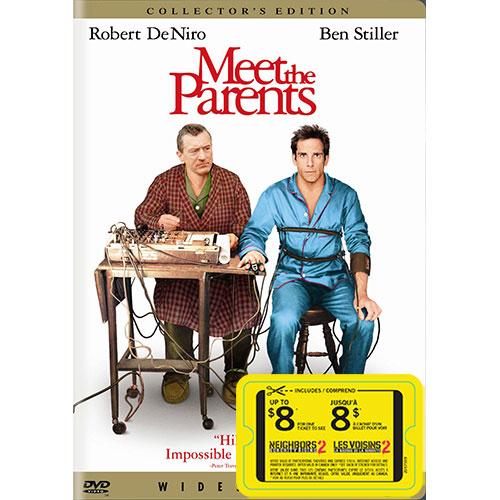 Meet the Parents (With Movie Cash) (2000)
