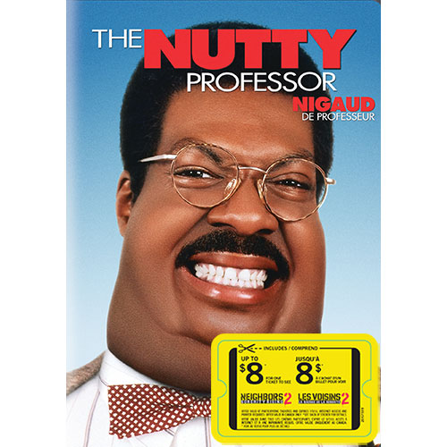 Nutty Professor (avec movie cash) (1996)