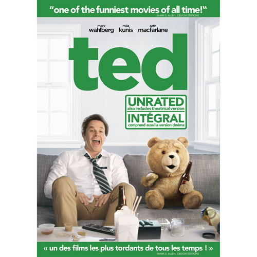 Ted (With Movie Cash) (2012)