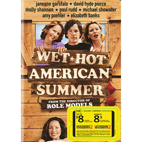 Wet Hot American Summer (With Movie Cash) (2001)