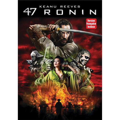 47 Ronin (avec movie cash)