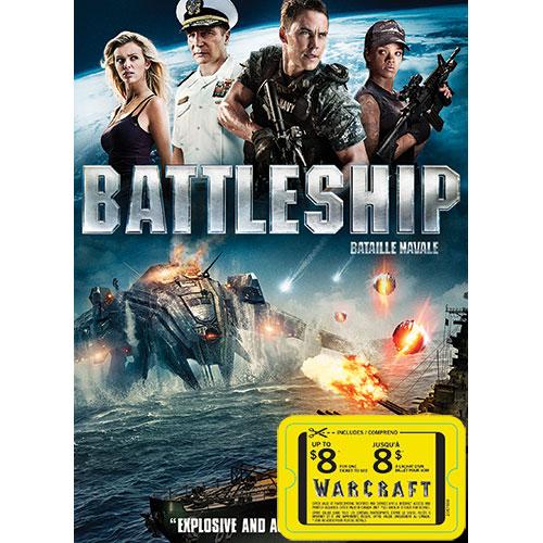 Battleship (With Movie Cash) (2012)