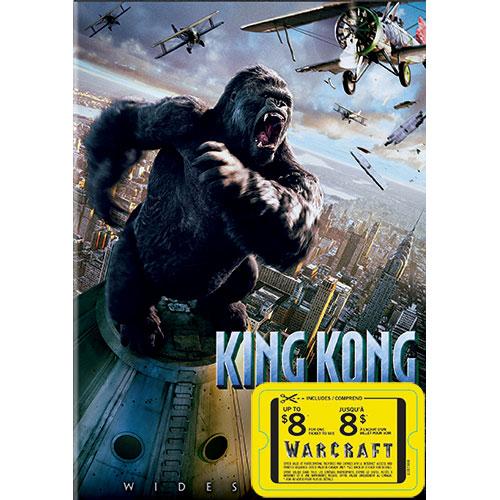 King Kong (avec movie cash) (2005)