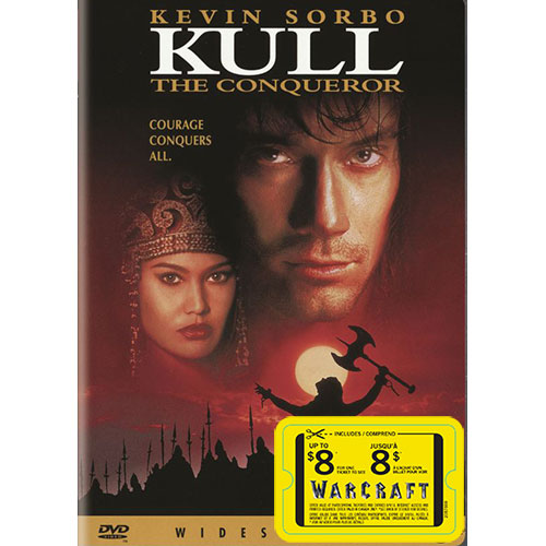 Kull the Conqueror (With Movie Cash)